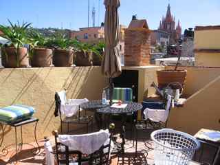 Fantastic May 2017 A Second Winter In San Miguel De Allende Mexico Gmtry Best Dining Table And Chair Ideas Images Gmtryco